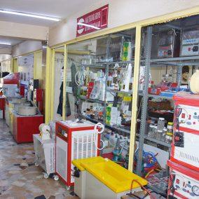 Nafi Kuyumcu Makinaları - Ofis